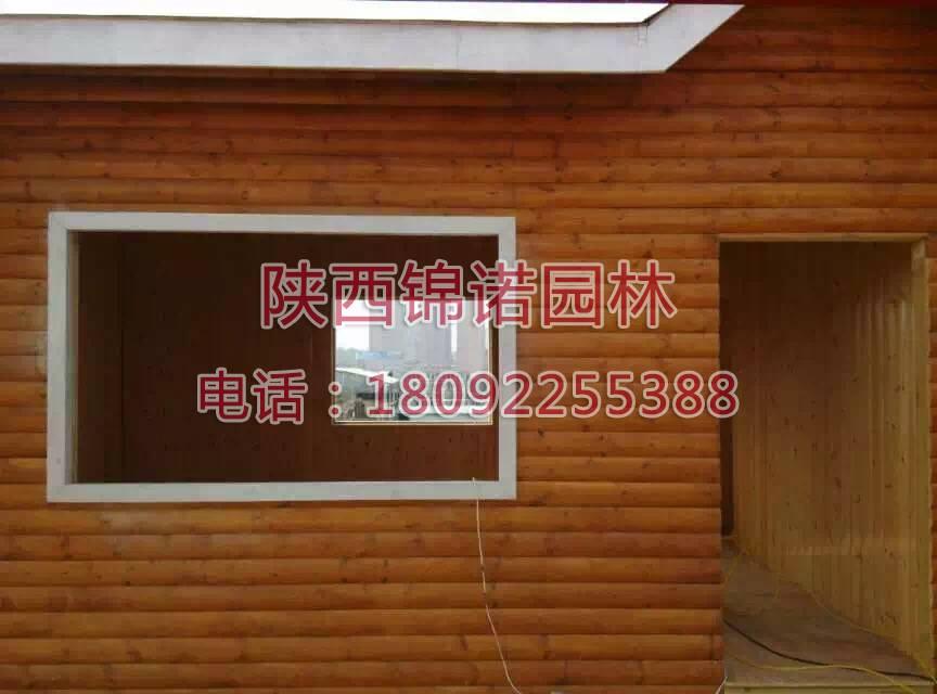 铜川耀州区楼顶木屋04