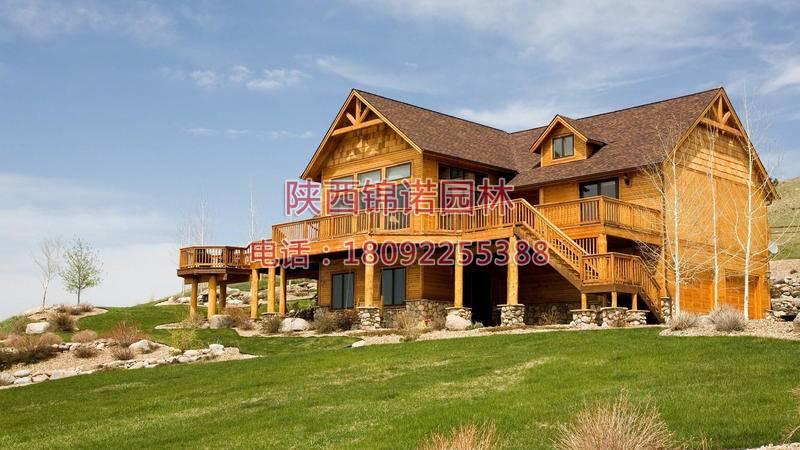 木质结构别墅